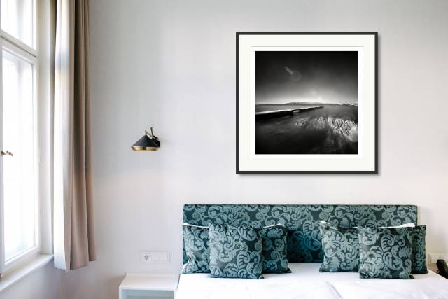 Pier And Rocks, Saint-Tropez, France - Denis Olivier Photography