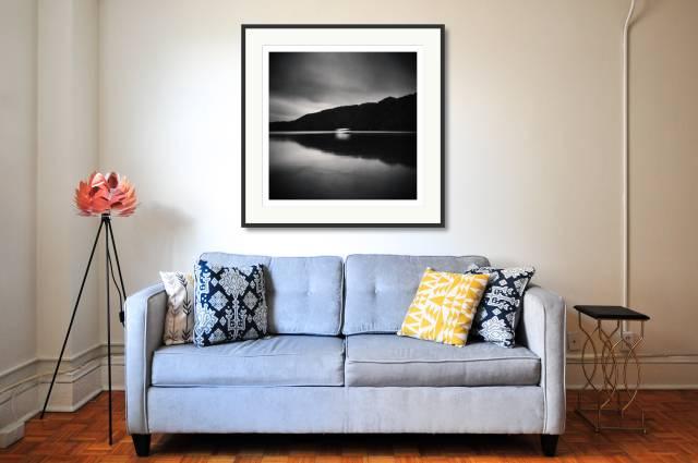 Moving Boat, Lake Okataina, New-Zealand - Denis Olivier Photography