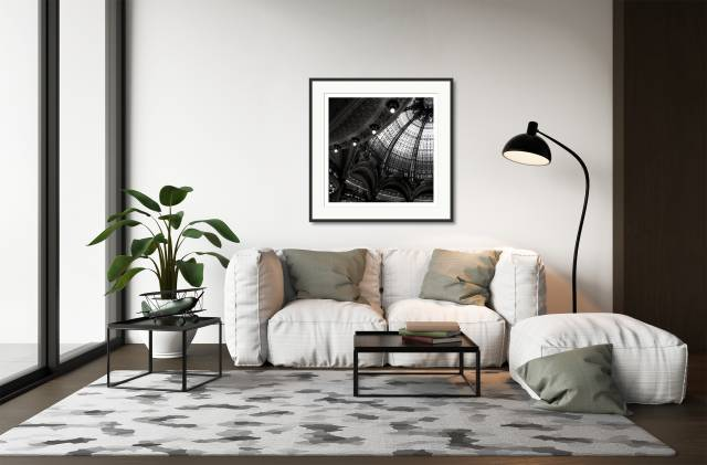 Galeries Lafayette, Paris, France - Denis Olivier Photography