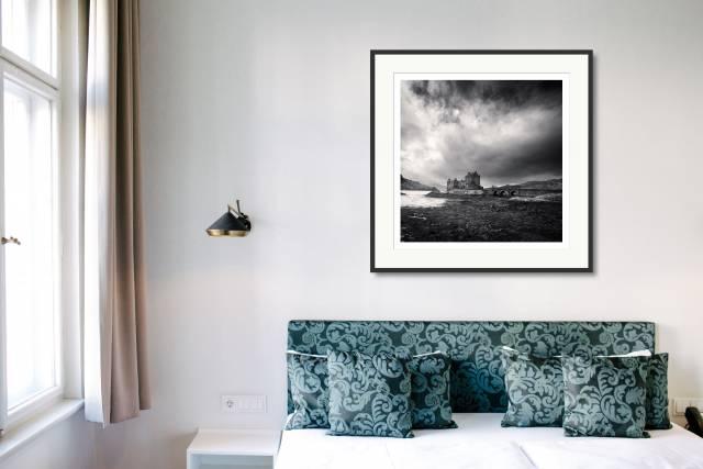 Eilean Donan Castle, Loch Alsh, Scotland - Denis Olivier Photography
