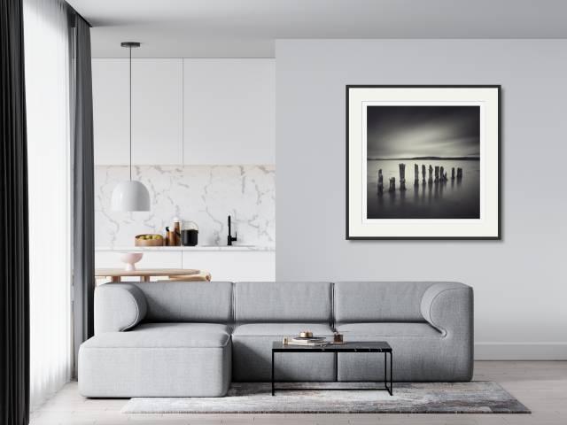 Twelve Poles, Bunchrew House, Beauly Firth, Scotland - Denis Olivier Photography